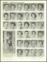 1961 Davis High School Yearbook Page 42 & 43