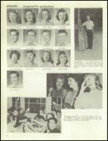 1961 Davis High School Yearbook Page 44 & 45