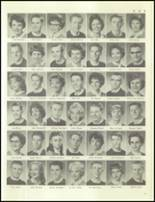 1961 Davis High School Yearbook Page 50 & 51