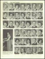 1961 Davis High School Yearbook Page 52 & 53
