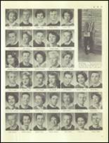 1961 Davis High School Yearbook Page 54 & 55