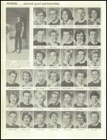 1961 Davis High School Yearbook Page 56 & 57