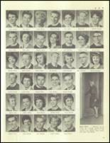 1961 Davis High School Yearbook Page 58 & 59