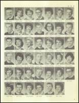 1961 Davis High School Yearbook Page 62 & 63