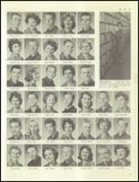 1961 Davis High School Yearbook Page 68 & 69