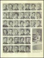 1961 Davis High School Yearbook Page 74 & 75