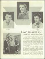 1961 Davis High School Yearbook Page 78 & 79
