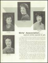 1961 Davis High School Yearbook Page 80 & 81