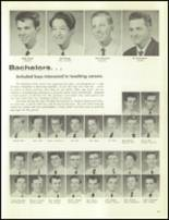 1961 Davis High School Yearbook Page 92 & 93