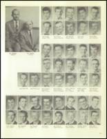 1961 Davis High School Yearbook Page 98 & 99