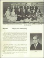 1961 Davis High School Yearbook Page 110 & 111