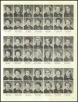 1961 Davis High School Yearbook Page 124 & 125