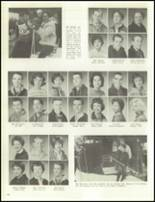 1961 Davis High School Yearbook Page 128 & 129
