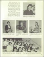 1961 Davis High School Yearbook Page 136 & 137