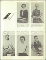 1961 Davis High School Yearbook Page 138 & 139