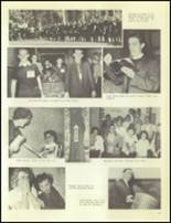 1961 Davis High School Yearbook Page 150 & 151