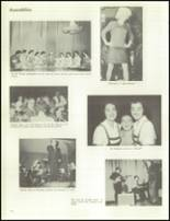 1961 Davis High School Yearbook Page 156 & 157