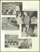 1961 Davis High School Yearbook Page 164 & 165