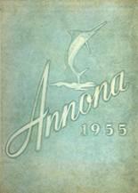 1955 Yearbook Pensacola High School