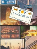 1986 Yearbook Los Angeles High School