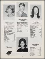 1971 Burlington High School Yearbook Page 10 & 11