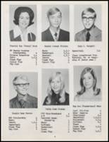 1971 Burlington High School Yearbook Page 12 & 13