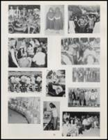 1971 Burlington High School Yearbook Page 16 & 17