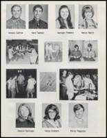 1971 Burlington High School Yearbook Page 20 & 21
