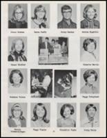1971 Burlington High School Yearbook Page 22 & 23