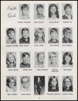 1971 Burlington High School Yearbook Page 26 & 27