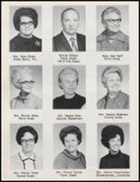 1971 Burlington High School Yearbook Page 28 & 29