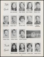 1971 Burlington High School Yearbook Page 30 & 31