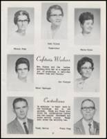1971 Burlington High School Yearbook Page 34 & 35