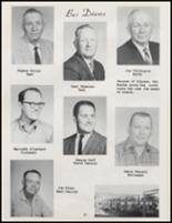 1971 Burlington High School Yearbook Page 36 & 37