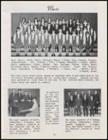 1971 Burlington High School Yearbook Page 38 & 39