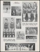 1971 Burlington High School Yearbook Page 46 & 47