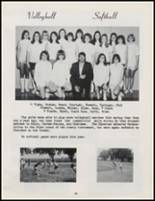 1971 Burlington High School Yearbook Page 52 & 53