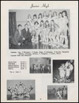 1971 Burlington High School Yearbook Page 54 & 55