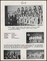 1971 Burlington High School Yearbook Page 56 & 57