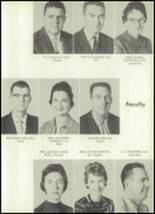 1961 Clear Creek High School Yearbook Page 16 & 17