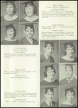 1961 Clear Creek High School Yearbook Page 22 & 23