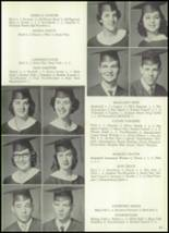 1961 Clear Creek High School Yearbook Page 24 & 25
