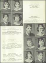 1961 Clear Creek High School Yearbook Page 26 & 27