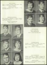 1961 Clear Creek High School Yearbook Page 28 & 29