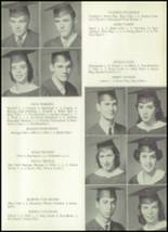1961 Clear Creek High School Yearbook Page 30 & 31