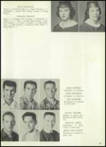 1961 Clear Creek High School Yearbook Page 32 & 33