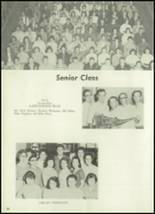 1961 Clear Creek High School Yearbook Page 34 & 35