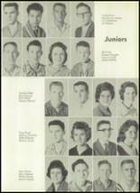 1961 Clear Creek High School Yearbook Page 36 & 37