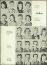 1961 Clear Creek High School Yearbook Page 38 & 39