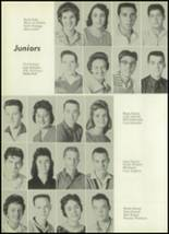 1961 Clear Creek High School Yearbook Page 40 & 41